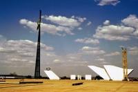 Brasilia, Praca dos Tres Poderes