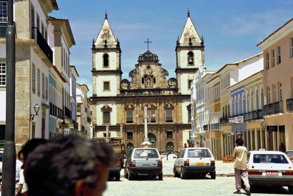 Savador da Bahia, Catedral Basílica de Salvador