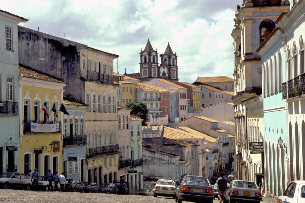Savador da Bahia, Largo do Pelourinho