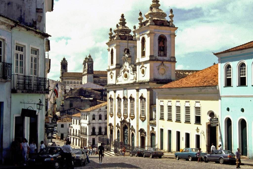 Savador da Bahia, Kirche Nossa Senhora do Rosário dos Pretos