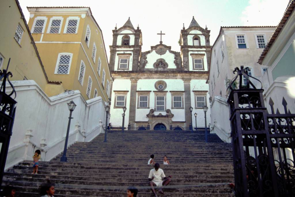 Savador da Bahia, obere Stadt, Igreja do Santíssimo Sacramento do Passo