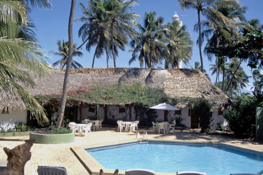 In der Pousada Pria do Forte, Pool