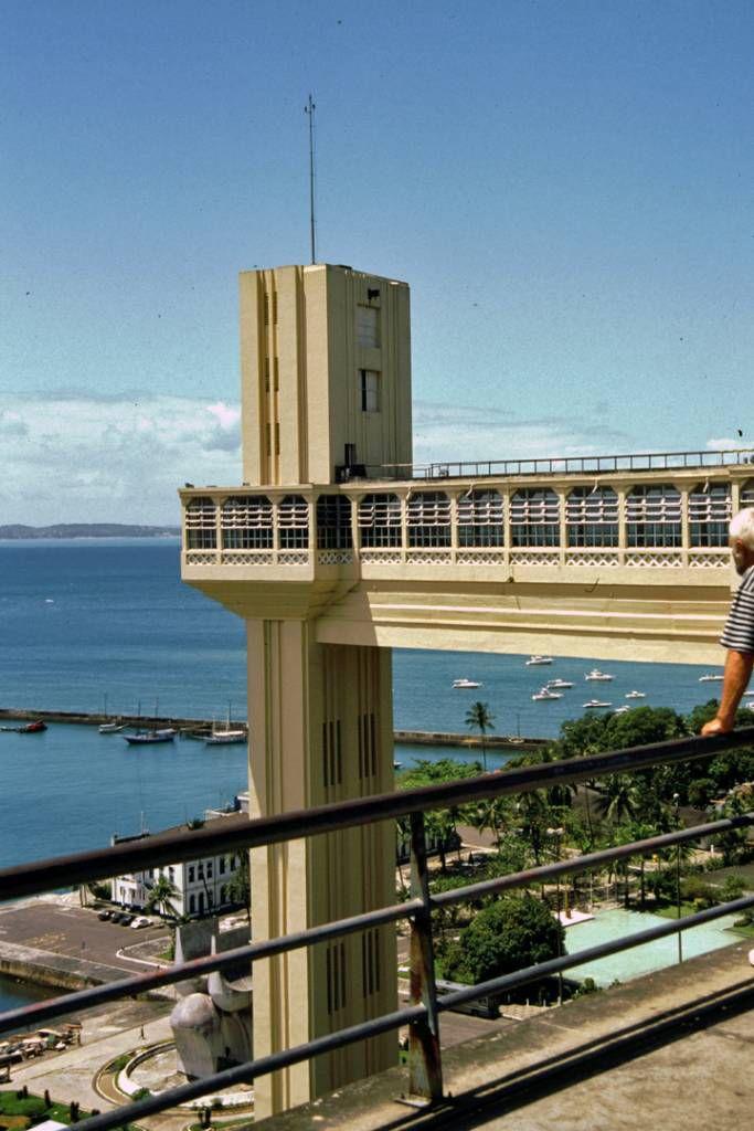 Salvador de Bahia, Aufzug