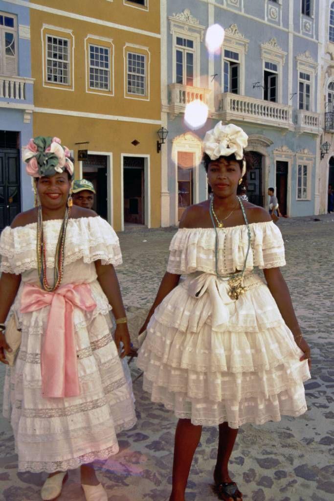 Salvador de Bahia, Trachten