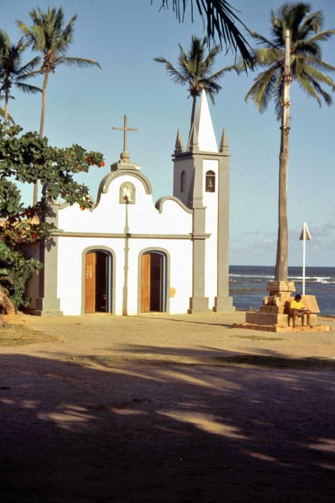 Pria do Forte, Kirche