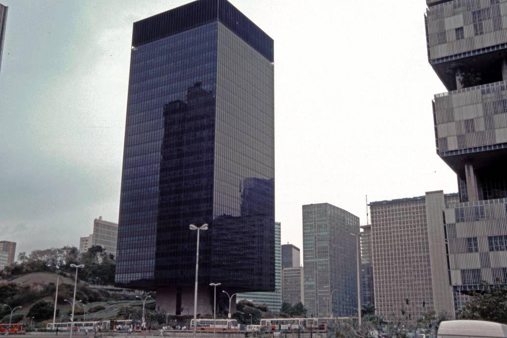 Rio de Janeiro, Banco Nacional de Desenvolvimento Econômico e Social BNDES
