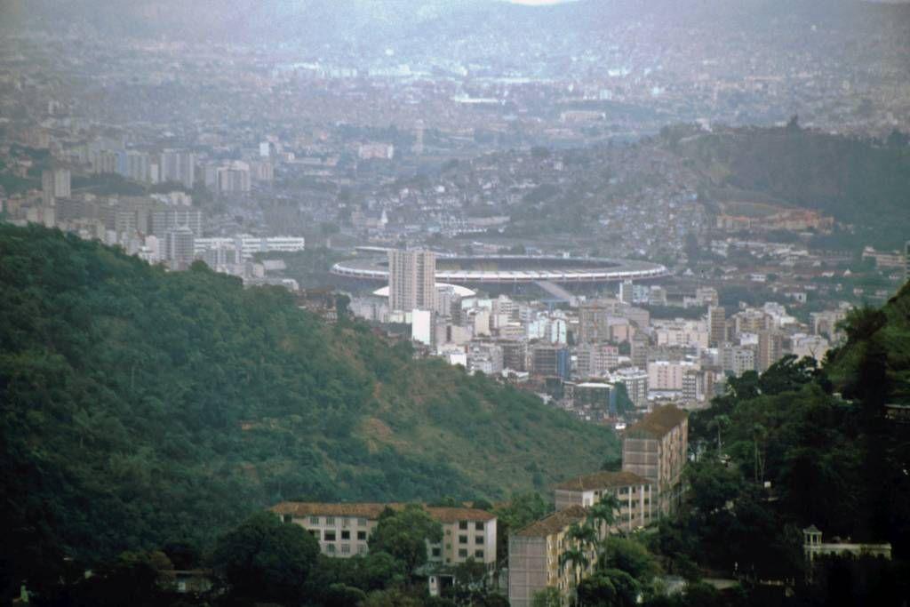 Rio de Janeiro, Maranaca Stadion