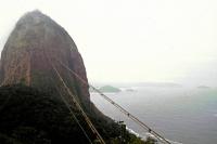 Rio de Janeiro, Seilbahn zum Zuckerhut