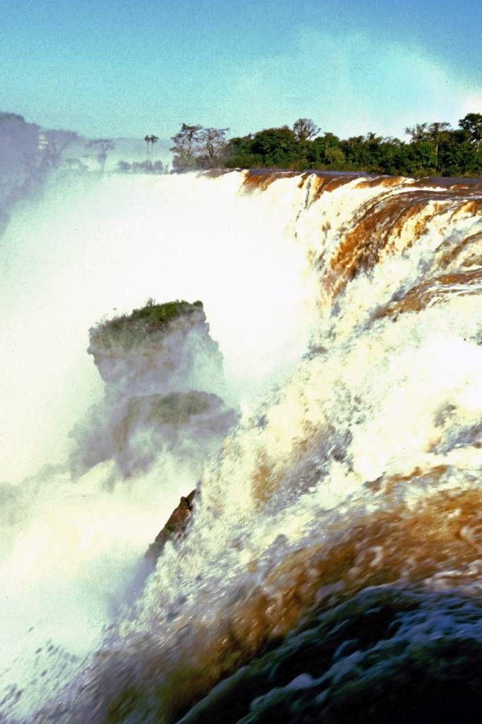 Iguazú Wasserfälle