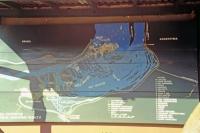 Iguazú, Wasserfälle Karte