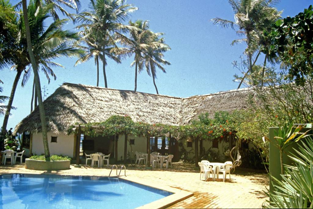 In der Pousada Praia do Forte, Pool