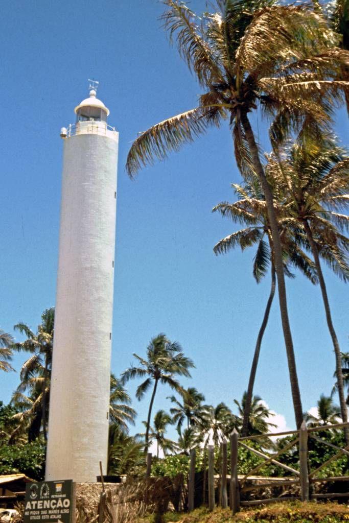 Praia do Forte, Leuchtturm