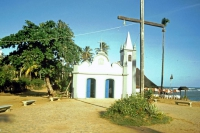 Praia do Forte, Kirche