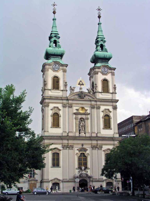Die Sankt Annen Kirche