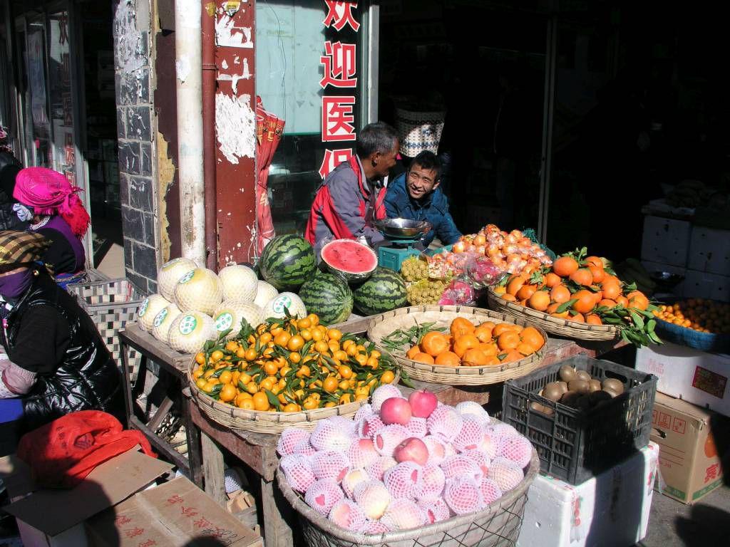 Shangri-La, Markt