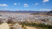 Shangri-La, Blick auf Dêqên