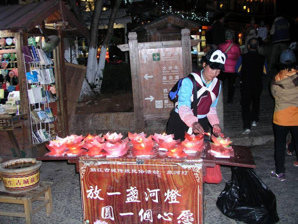Lijiang, Altstadt