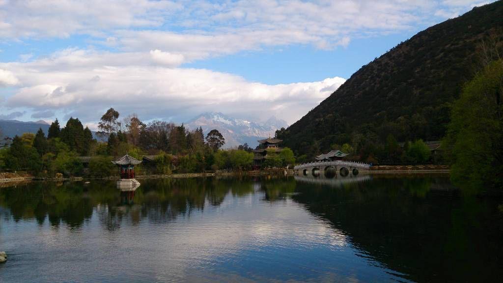 Lijiang, Black Dragon Pool