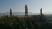 Dali, Tempel der 3 Pagoden