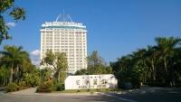 Mangshi, das Mangshi Hotel