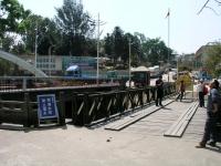 Wanding, Grenzbrücke zu Myanmar