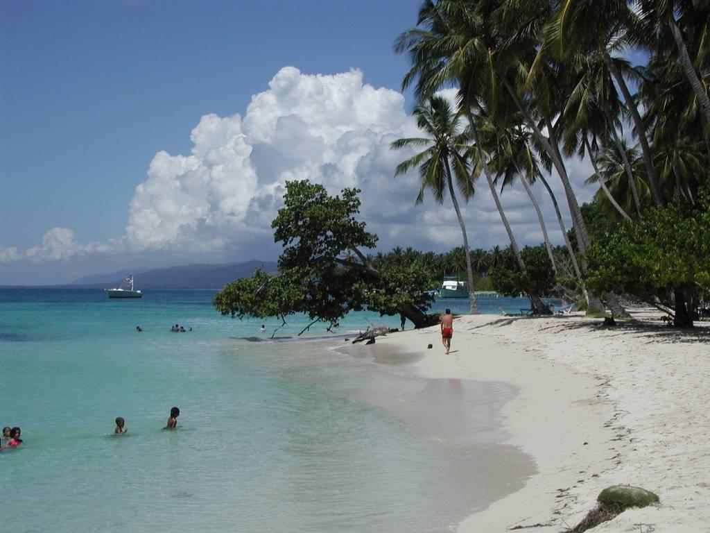 """Halbinsel Samaná, """"Bacardi Island"""""""