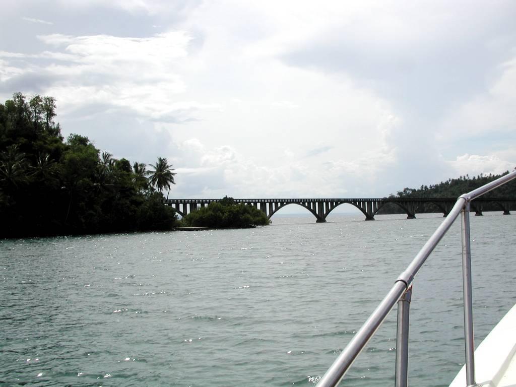 "Halbinsel Samaná, ""Bacardi Island"", Rückfahrt"
