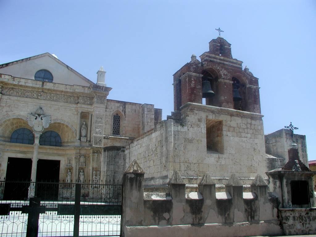 Santo Domingo, koloniale Zone