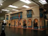 Pavillon von Kuba