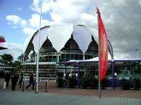 Pavillon von Venezuela