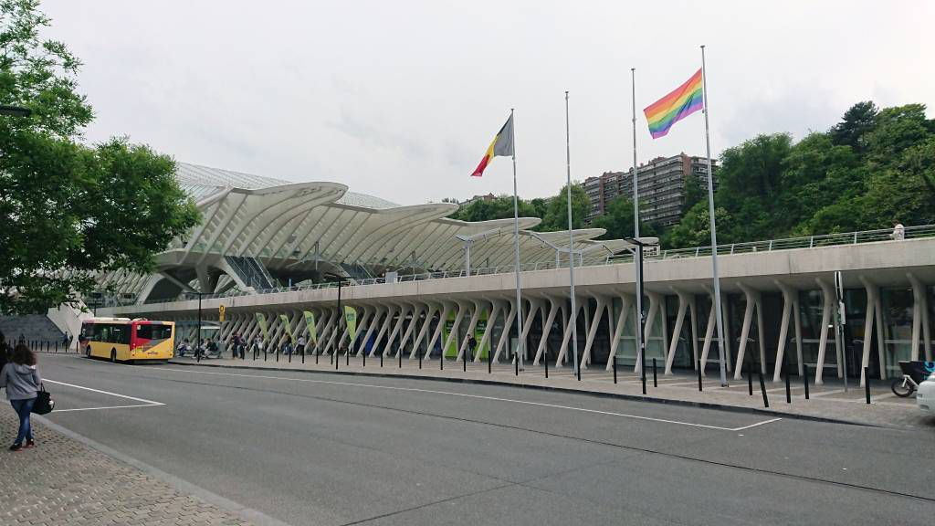 Lüttich, Hauptbahnhof