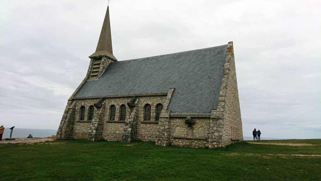 Étretat, Kirche