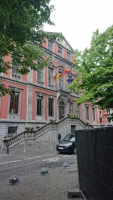Lüttich, Rathaus