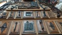 Fécamp, Palast der Benediktiner, im Museum