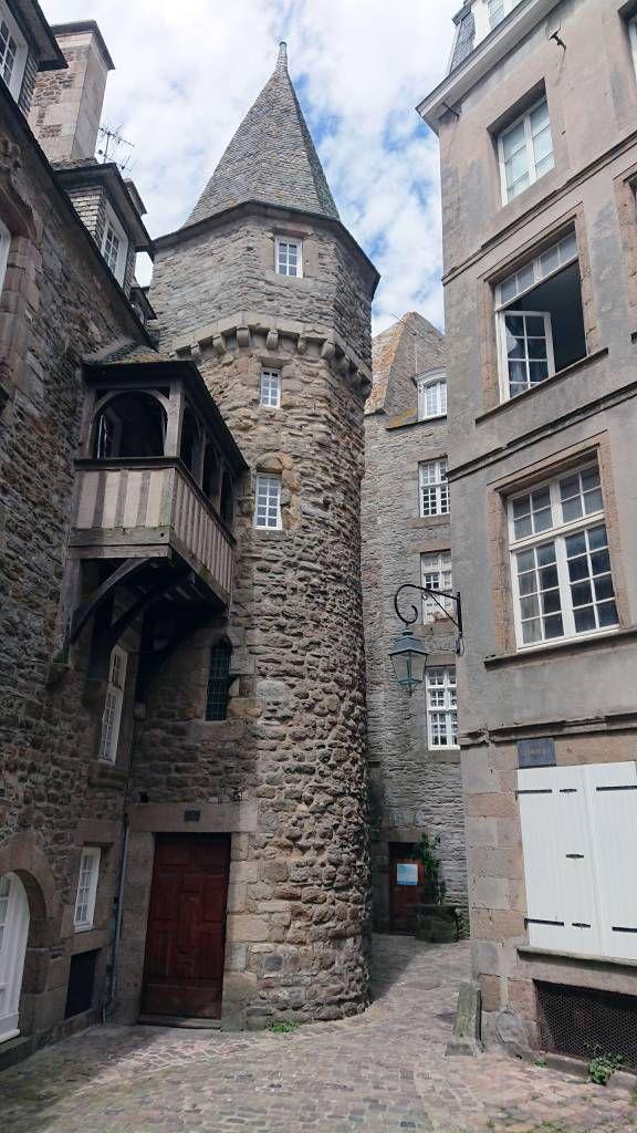 Saint-Malo, Altstadt