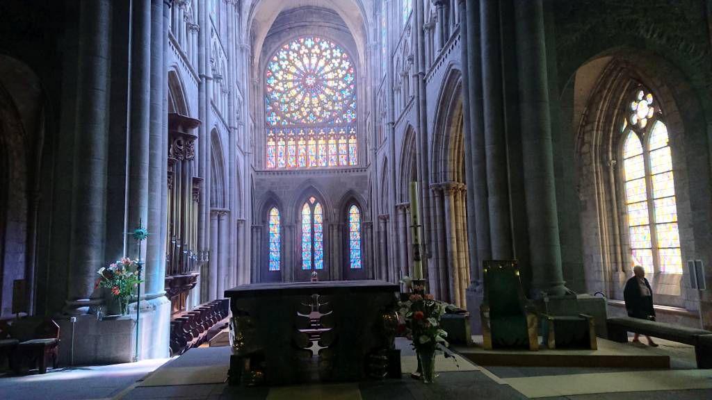 Saint-Malo, Altstadt, Kathedrale