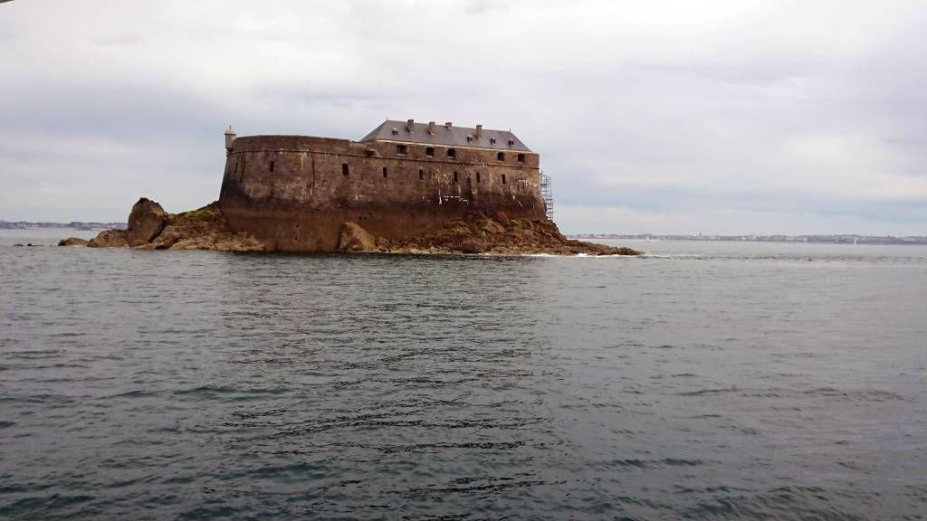 Saint-Malo, Le Grand Bey, Fort de la Conchée
