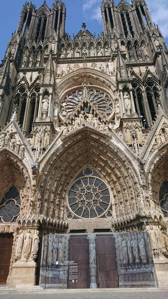 Reims, Kathedrale
