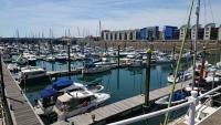 Jersey, Saint Helier, Yachthafen