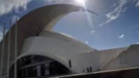 Teneriffa, Santa Cruz, Kunstzentrum