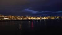 Gran Canaria, Las Palmas am frühen Morgen