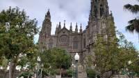 Gran Canaria, Arucas, Kirche von San Juan de Aurucas