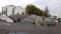 Gran Canaria, Firgas, Plaza de San Roque