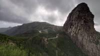 La Gomera, Aussichtspunkt Los Roques