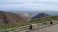 La Gomera, Aussichtspunkt Lomada del Camello