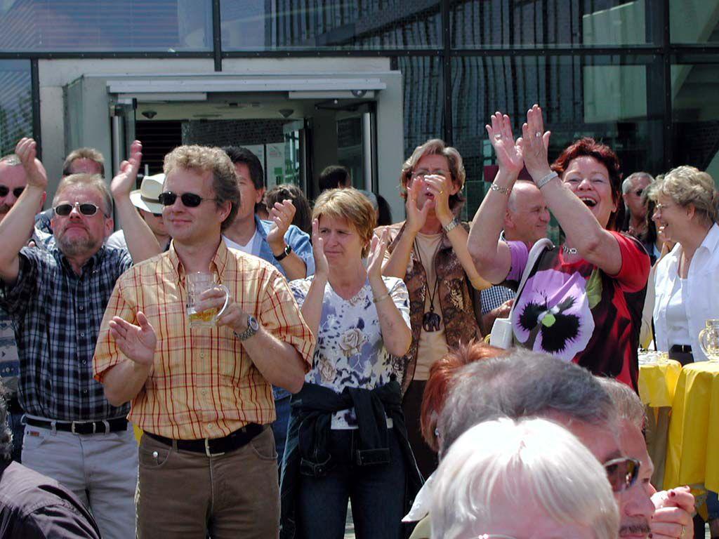 Besucher am 23.06.2002