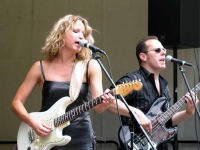Ana Popovic & Band am 27.06.2004