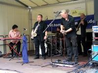 Tommy Schneller & Band am 25.07.2004