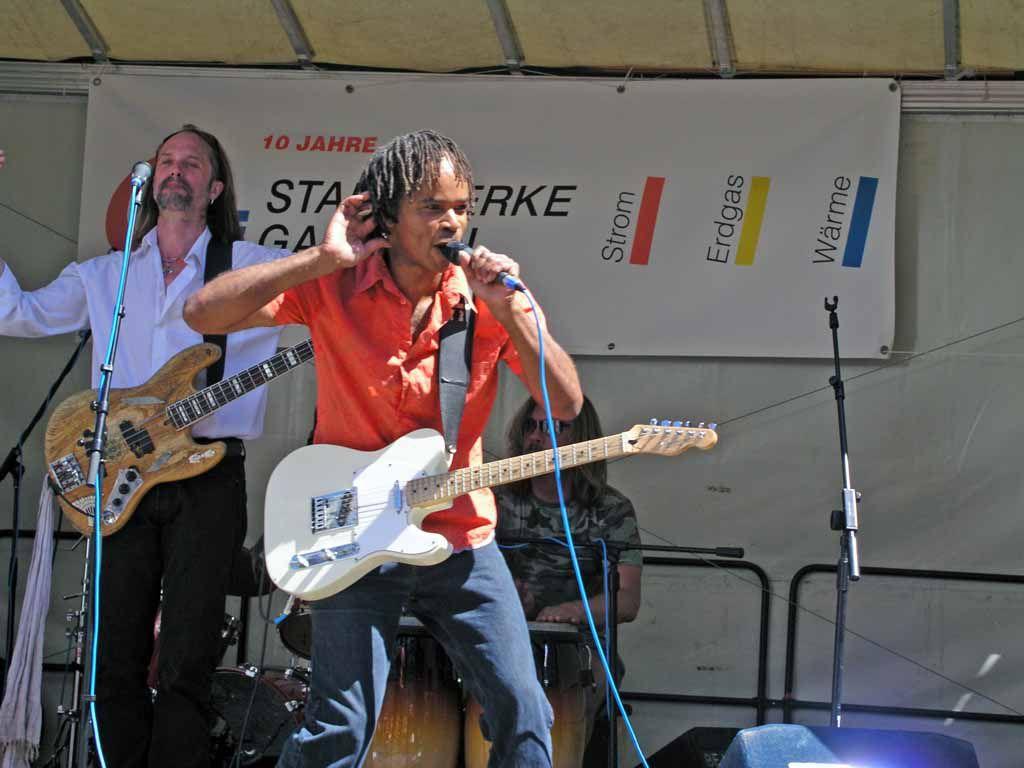 Gransten Bluesband am 10.07.2005