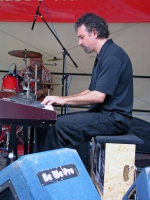 John Hodian, Bet Williams Band am 03.07.2005